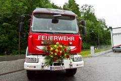 Fahrzeugsegnung 19.06.2011