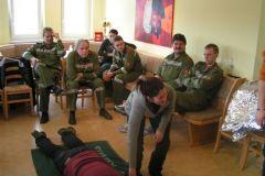Übung  Erste-Hilfe-Kurs 31.01.2010